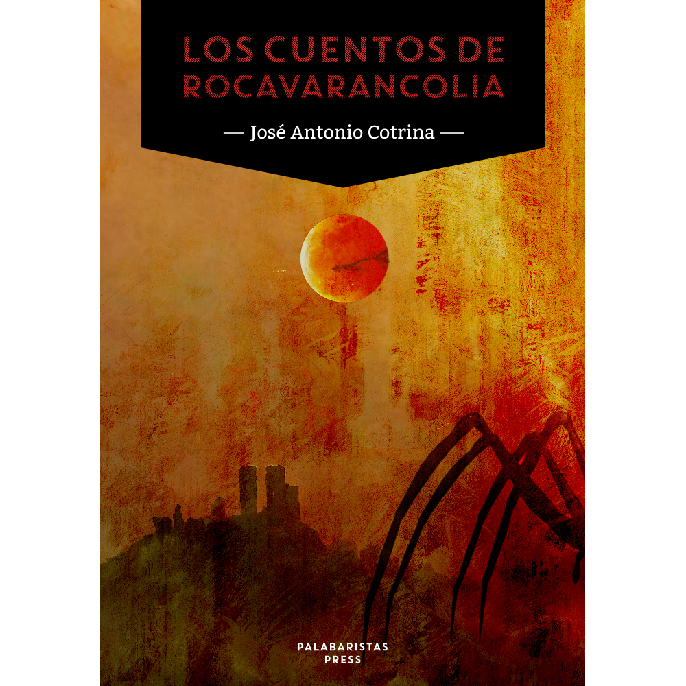 Book cover Jose Antonio Cotrina